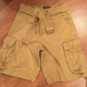 2 Pr. Men's Polo Shorts